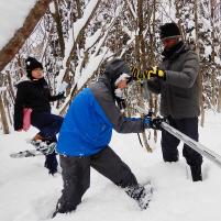積雪水量・温暖化に関する研究