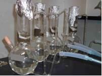 農薬等の分解菌集積装置