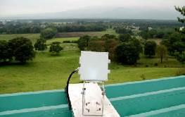 カメラによる草地植生モニタリング