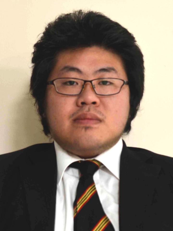顔写真:金古 堅太郎