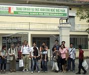 ベトナムでの海外研修