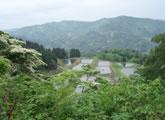桃源郷を思わせる山古志郷<br />民俗学者・宮本常一も魅了された箱庭のような景観。